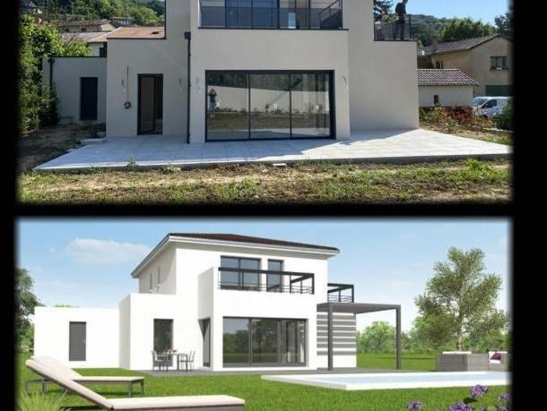 Atelier MCA VIENNE spécialiste de la maison moderne .