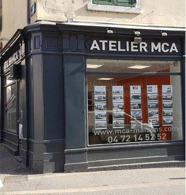 Atelier Mca Constructeur De Maison Individuelle Lyon Construction Immobiliere Sur Mesure